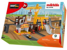 Maerklin 72222 Maerklin my world Baustellen Station