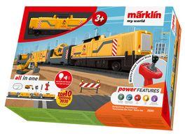 Maerklin 29341 Maerklin my world Startpackung Baustellenzug