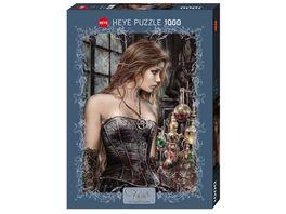 Heye Standardpuzzle 1000 Teile Favole Poison