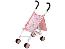 Zapf Creation Baby Annabell Active Stroller with Bag