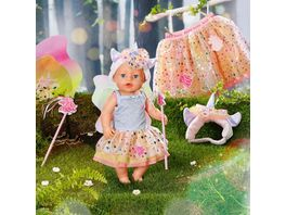 Zapf Creation BABY born Einhorn Partnerlook Set