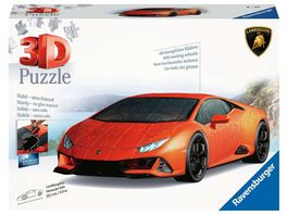 Ravensburger Puzzle 3D Puzzles Lamborghini Huracan EVO 108 Teile