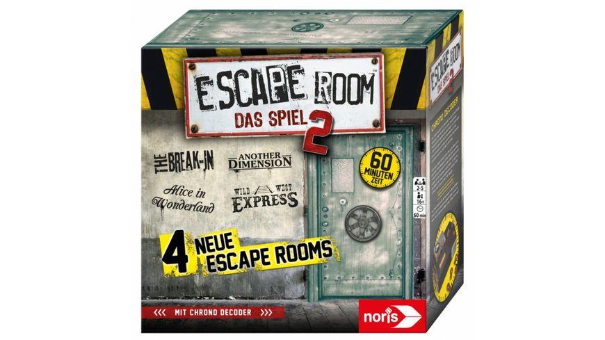Noris Spiele - Escape Room Das Spiel 2