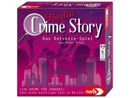 Noris Spiele Crime Story Berlin