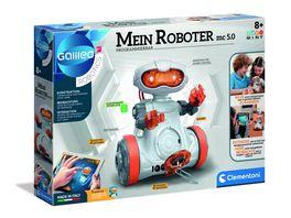 Clementoni Galileo Mein Roboter MC 5 0