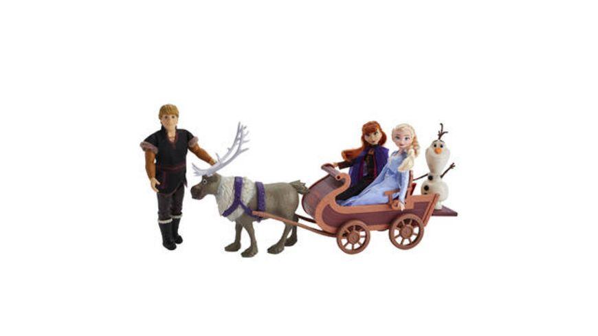 Hasbro Disney Die Eiskoenigin Abenteuerliche Schlittenfahrt