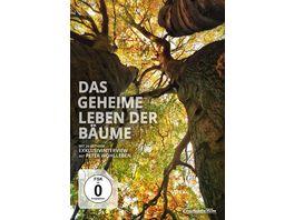 Das geheime Leben der Baeume Mediabook Limited Edition DVD