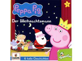 009 Der Weihnachtsmann und 5 weitere Geschichten