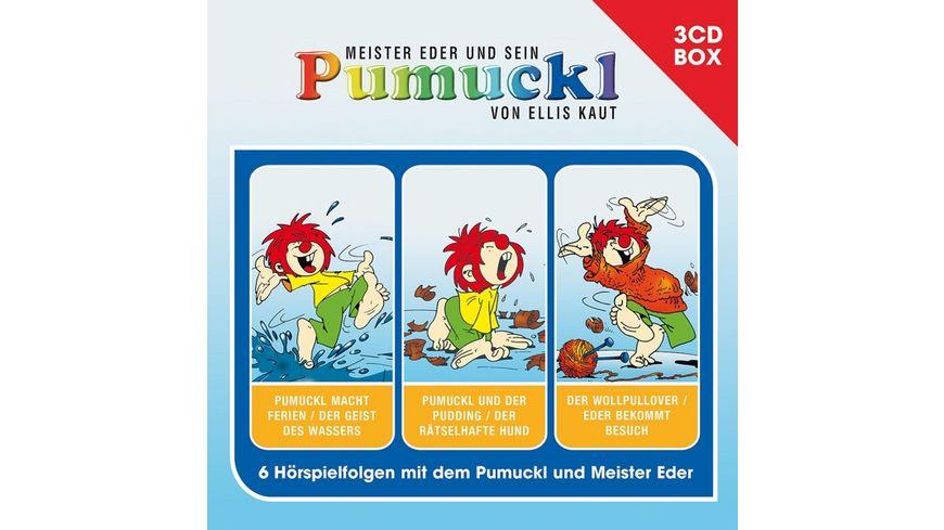 Pumuckl-3-CD Hörspielbox Vol.2