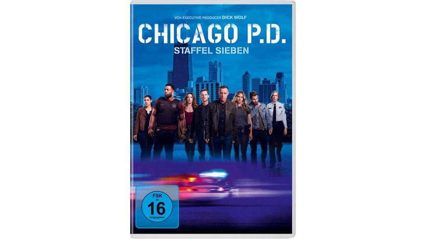 Chicago P.D. - Season 7  [6 DVDs]