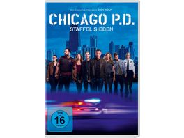Chicago P D Season 7 6 DVDs