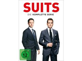 Suits Die komplette Serie 34 DVDs