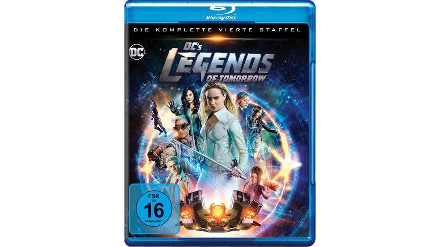 DC's Legends of Tomorrow: Staffel 4  [2 BRs]