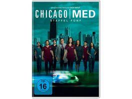 Chicago Med Staffel 5 6 DVDs