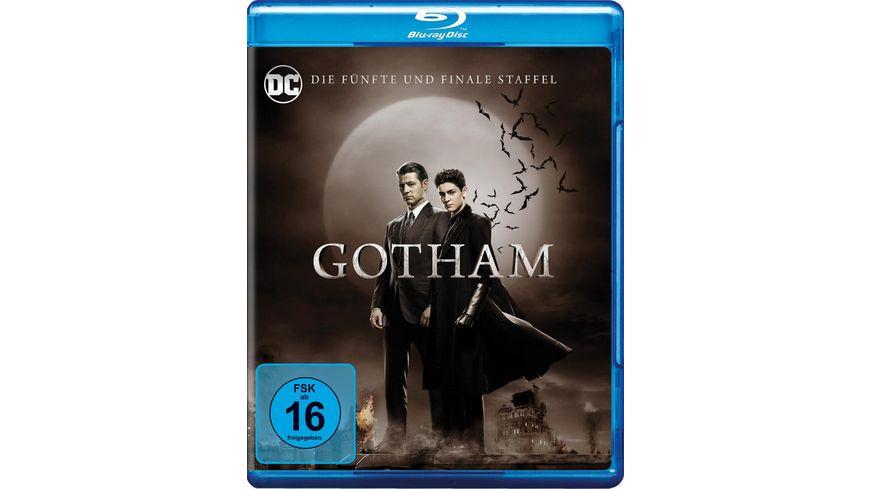 Gotham: Staffel 5  [2 BRs]