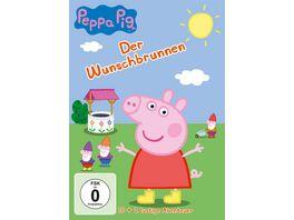 Peppa Pig Der Wunschbrunnen und andere Geschichten