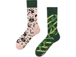 MANY MORNINGS Unisex Socken Sweet Panda