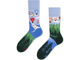 MANY MORNINGS Unisex Socken Adventure Ballon