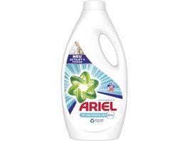 Ariel Fluessigwaschmittel Febreze Frische 30 Waschladungen