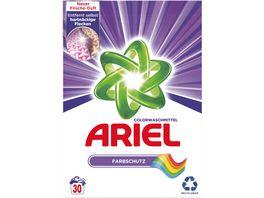 Ariel Pulver Colorwaschmittel 30Waschladungen