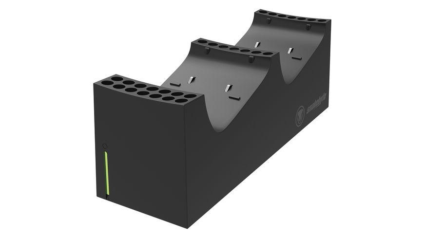 snakebyte XSX Twin Charge SX™ black