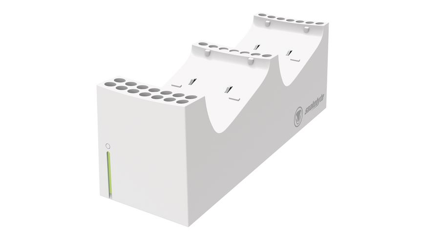 snakebyte XSX Twin Charge SX™ white