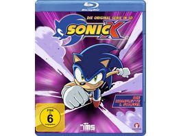 Sonic X Die komplette 1 Staffel Alle 52 Episoden Die Original Serie in SD