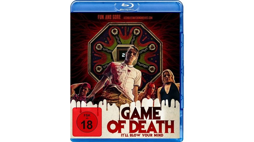Game of Death -  It'll blow your mind - Uncut Edition
