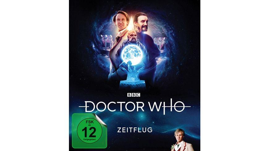 Doctor Who - Fünfter Doktor - Zeitflug  (+ Bonus-DVD)