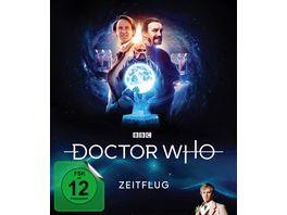 Doctor Who Fuenfter Doktor Zeitflug Bonus DVD