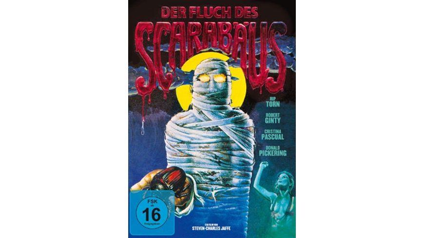 Der Fluch des Scarabäus - Limited Edition