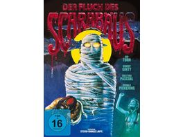 Der Fluch des Scarabaeus Limited Edition