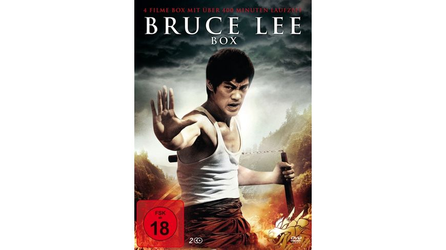Bruce Lee Box  [2 DVDs]