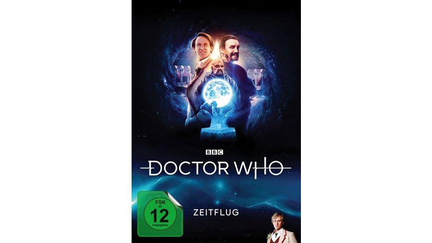 Doctor Who - Fünfter Doktor - Zeitflug  [2 DVDs]