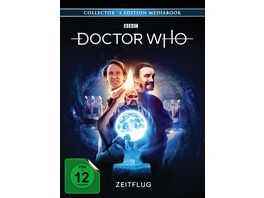 Doctor Who Fuenfter Doktor Zeitflug Limited Collector s Edition DVD Bonus
