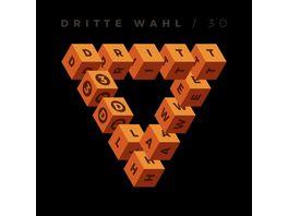 3D Bonus Track Edition inkl 3D Brille Poster