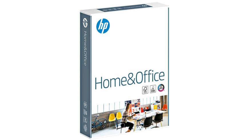 HP Kopierpapier Home Office A4 500Blatt