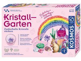 KOSMOS Kristall Garten Maerchenhafte Kristalle zuechten