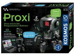 KOSMOS Proxi Dein micro bit Programmier Roboter