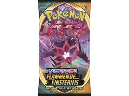 Pokemon Sammelkartenspiel Schwert Schild Flammende Finsternis Boosterpack