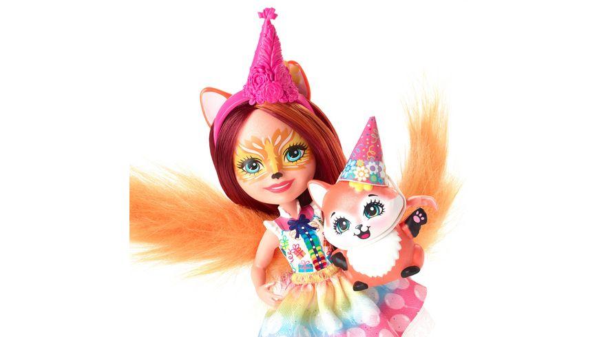 Mattel Enchantimals Geburtstagszauber Spielset