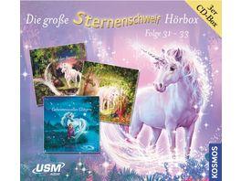 Die Grosse Sternenschweif Hoerbox Folge 31 33 3CDs