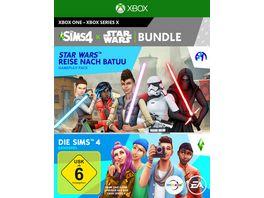 Die Sims 4 Star Wars Reise nach Batuu Add On