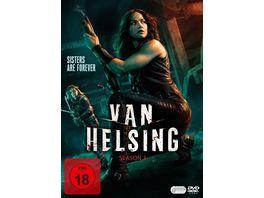 Van Helsing Season 3 4 DVDs