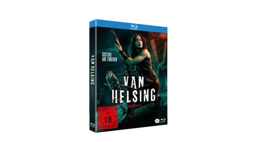 Van Helsing Season 3 2 BRs