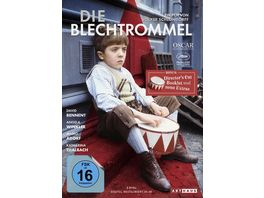 Die Blechtrommel Collector s Edition Digital Remastered 3 DVDs