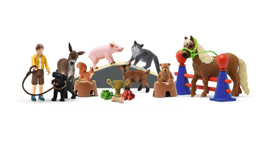 Schleich 98063 Farm World Adventskalender