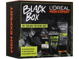 L OREAL PARIS MEN EXPERT Black Box Geschenkset