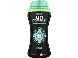 Lenor Waescheparfuem Unstoppables Fresh 210g 15WL