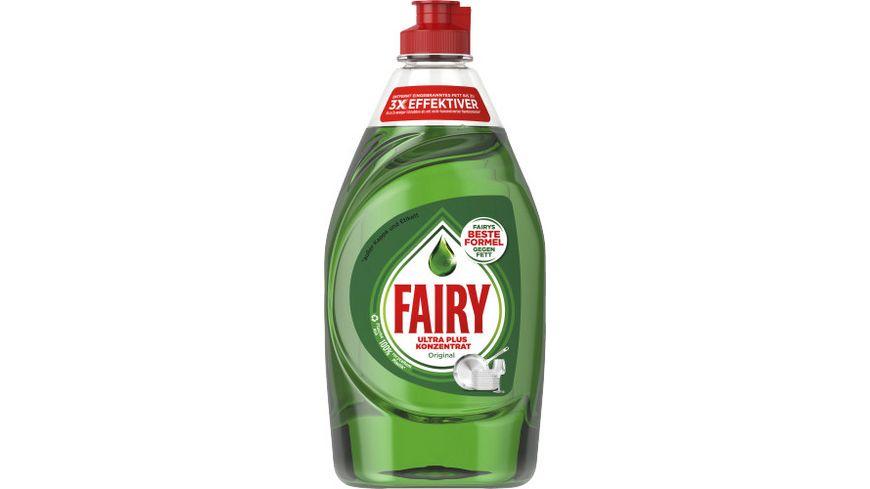 Fairy Ultra Plus Konzentrat Original Handgeschirrspülmittel